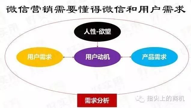 【紫米商学院】微信营销需要懂得微信和用户需求